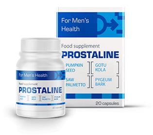 prostaline cápsulas folheto preço opiniões fórum farmácias