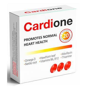 cardione cápsulas folheto preço opiniões